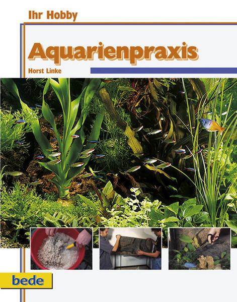 Ihr Hobby Aquarienpraxis als Buch