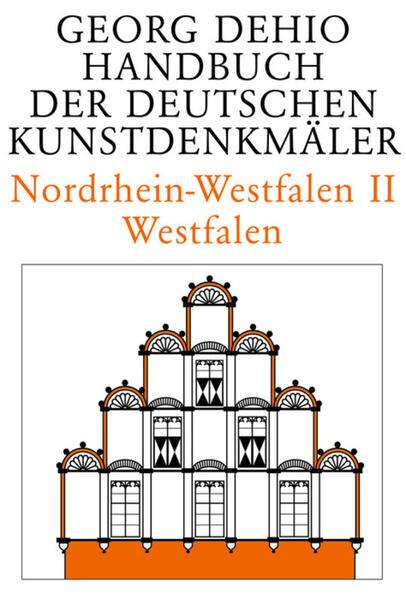 Handbuch der Deutschen Kunstdenkmäler. Nordrhein-Westfalen 2. Westfalen als Buch