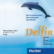 Delfin. Hörverstehen 2. 4 CDs