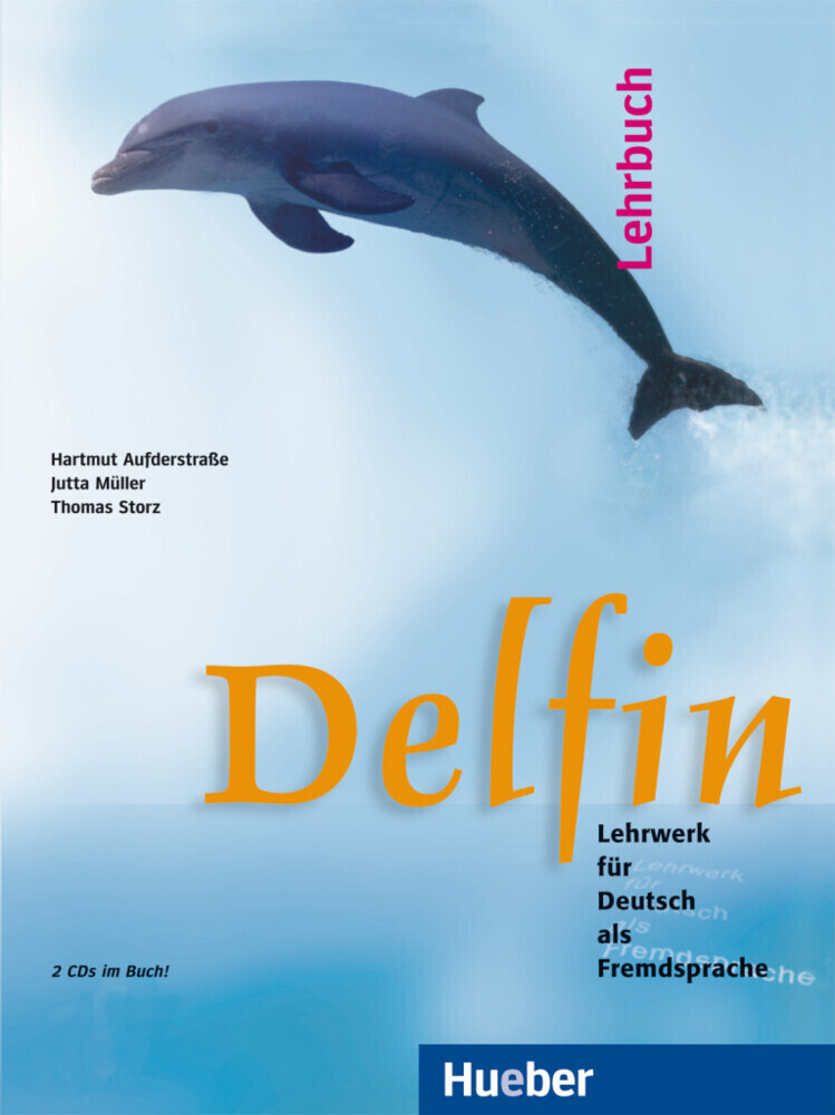 Delfin. Lehrbuch mit 2 CDs. (einbändig) als Buch