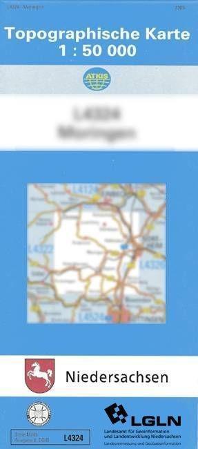 Delmenhorst 1 : 50 000 als Buch