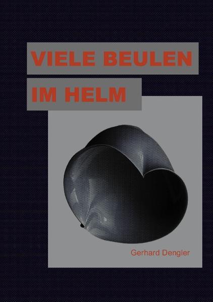 Viele Beulen im Helm als Buch