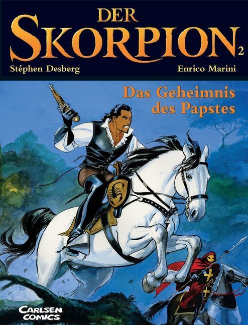 Der Skorpion, Band 2: Das Geheimnis des Papstes als Buch