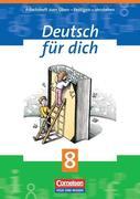 Deutsch für Dich 8. Arbeitsheft