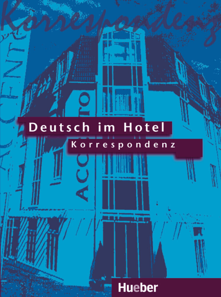 Deutsch im Hotel 2. RSR. Korrespondenz als Buch