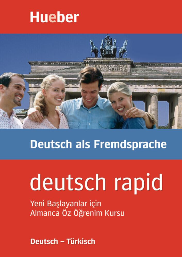 Deutsch rapid. Deutsch - Türkisch als Buch