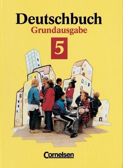 Deutschbuch 5. Grundausgabe als Buch