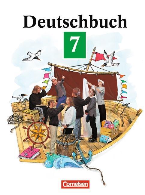 Deutschbuch 7. Neue Rechtschreibung als Buch
