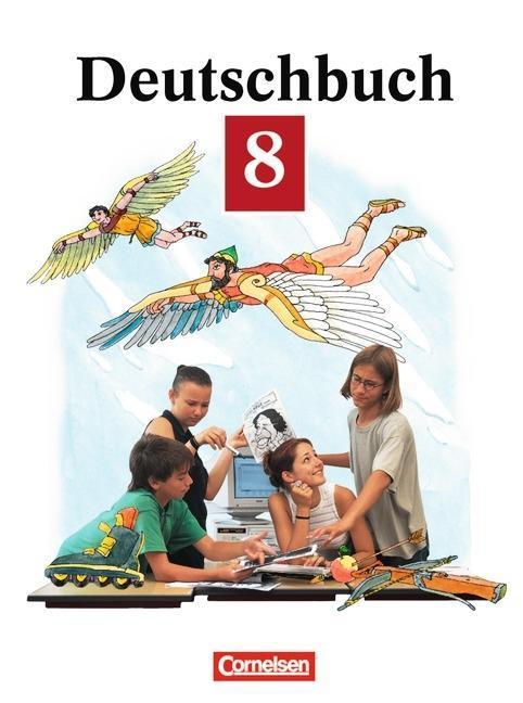 Deutschbuch 8. Neue Rechtschreibung als Buch