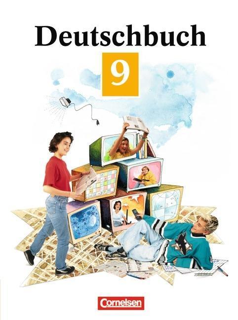 Deutschbuch 9. Neue Rechtschreibung als Buch