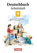 Deutschbuch 9. Neue Rechtschreibung. Arbeitsheft