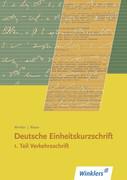 Deutsche Einheitskurzschrift 1. Verkehrsschrift