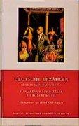 Deutsche Erzähler des zwanzigsten Jahrhunderts von Arthur Schnitzler bis Robert Musil