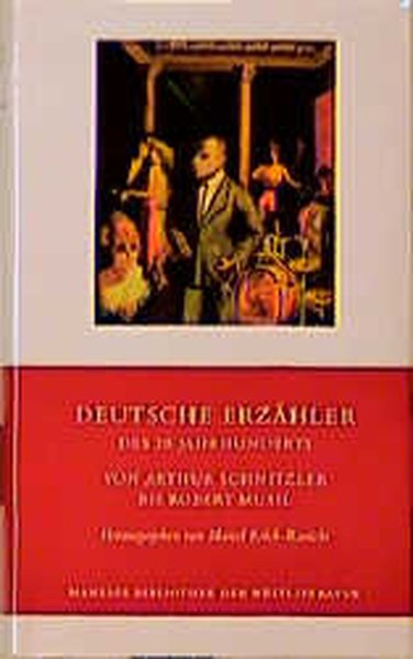 Deutsche Erzähler des zwanzigsten Jahrhunderts von Arthur Schnitzler bis Robert Musil als Buch