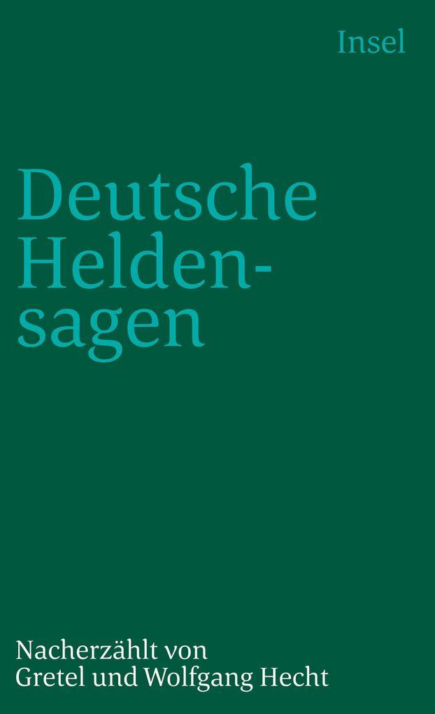 Deutsche Heldensagen als Taschenbuch