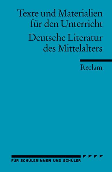 Deutsche Literatur des Mittelalters als Taschenbuch