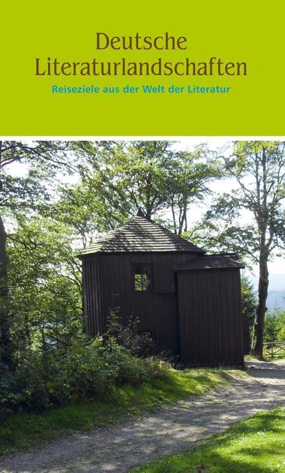 Deutsche Literaturlandschaften 2014/2015 als Buch