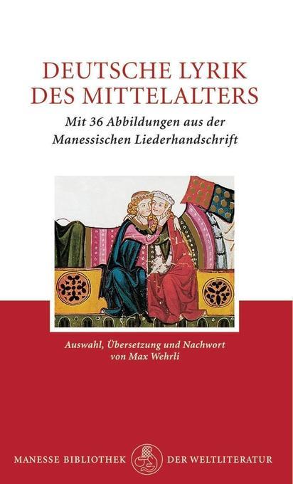 Deutsche Lyrik des Mittelalters als Buch