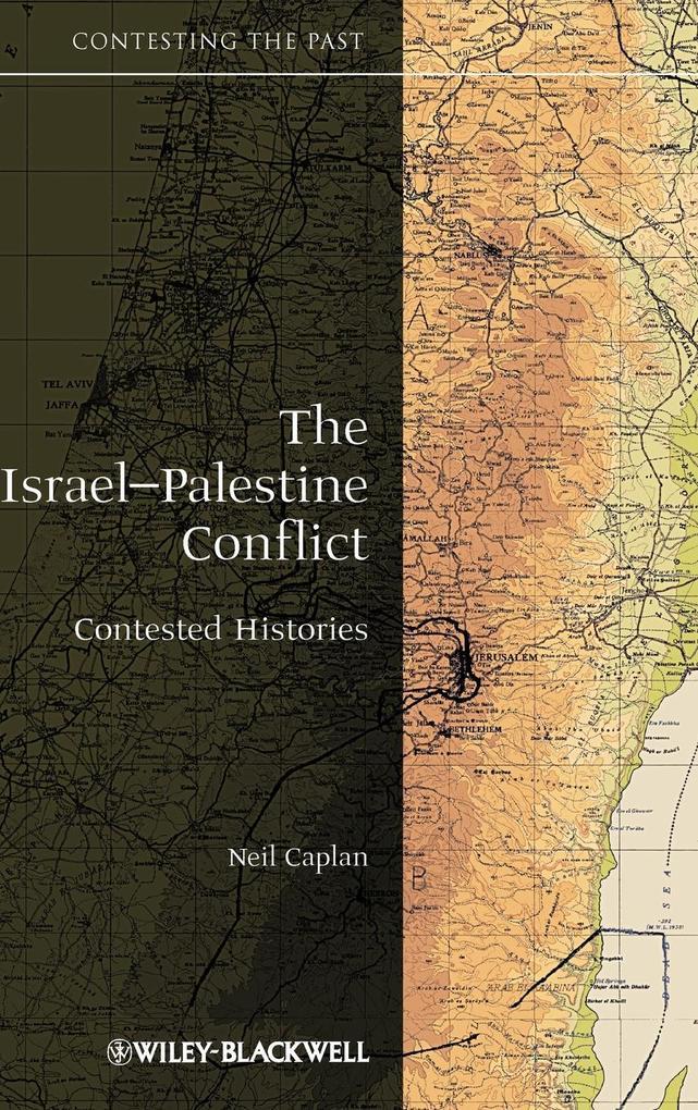 Israel-Palestine Conflict als Buch von Caplan