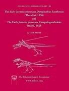 The Early Jurassic Pterosaur Dorygnathus Banthensis (Theodori, 1830) and the Early Jurassic Pterosaur Campylognathoides Strand, 1928
