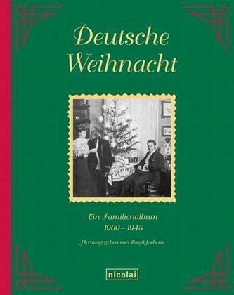 Deutsche Weihnacht als Buch (gebunden)