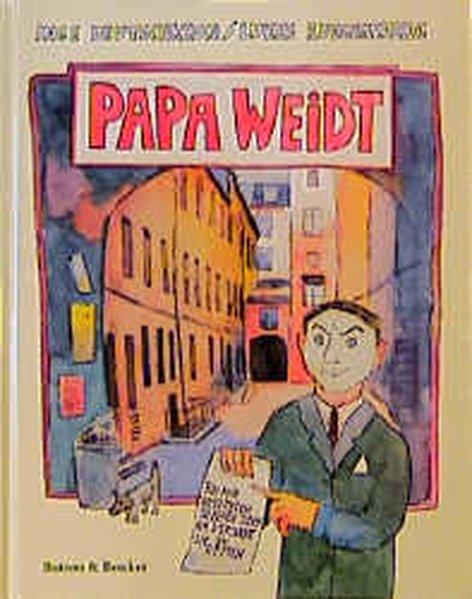 Papa Weidt als Buch