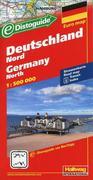 Deutschland Nord 1 : 500 000