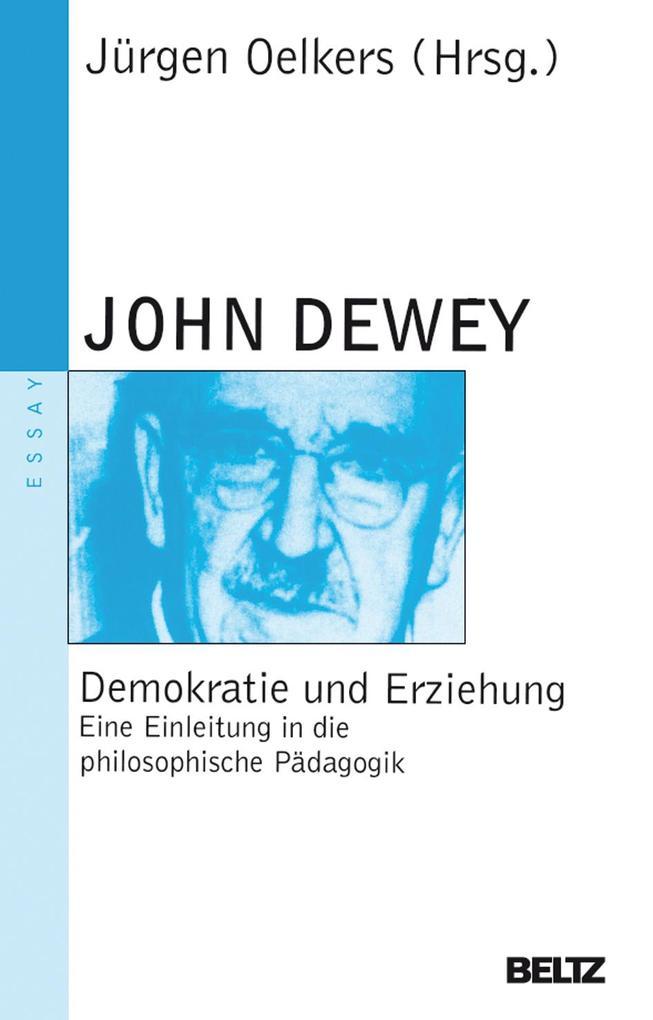 Demokratie und Erziehung als Buch