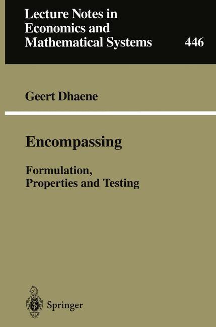 Encompassing als Buch