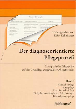 Der diagnoseorientierte Pflegeprozeß 3 als Buch