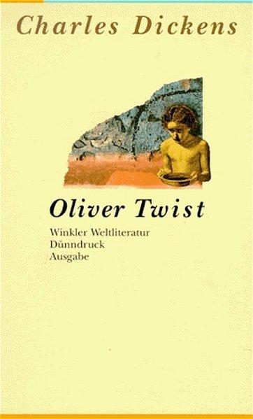 Oliver Twist als Buch
