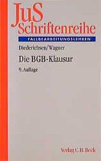 Die BGB-Klausur als Buch