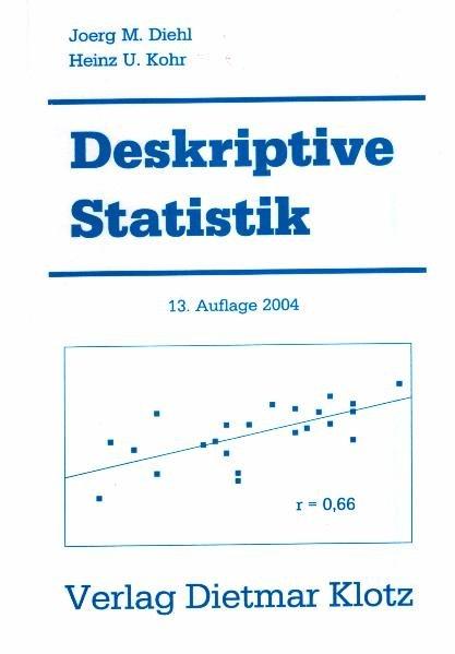 Deskriptive Statistik als Buch