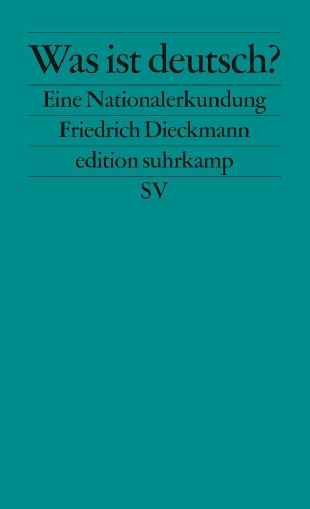 Was ist deutsch? als Taschenbuch