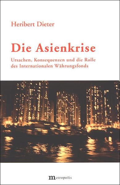 Die Asienkrise als Buch