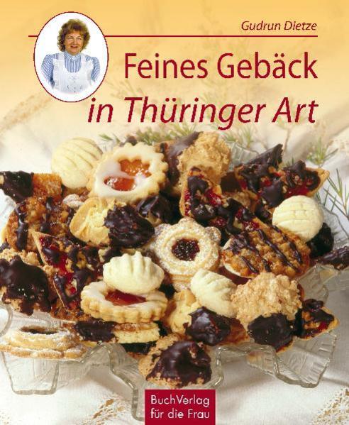 Feines Gebäck in Thüringer Art als Buch