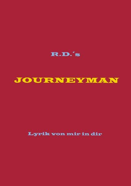 Journey Man als Buch