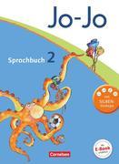 Jo-Jo Sprachbuch - Aktuelle allgemeine Ausgabe. 2. Schuljahr - Schülerbuch