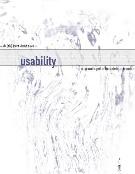 Usability als Buch