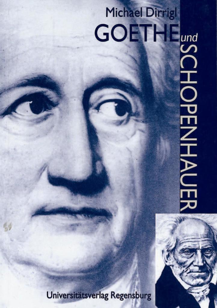 Goethe und Schopenhauer als Buch
