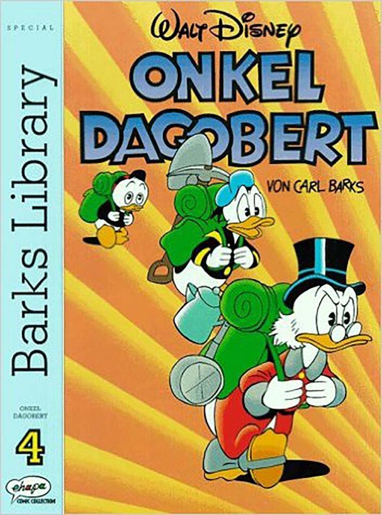 Onkel Dagobert 04 als Buch