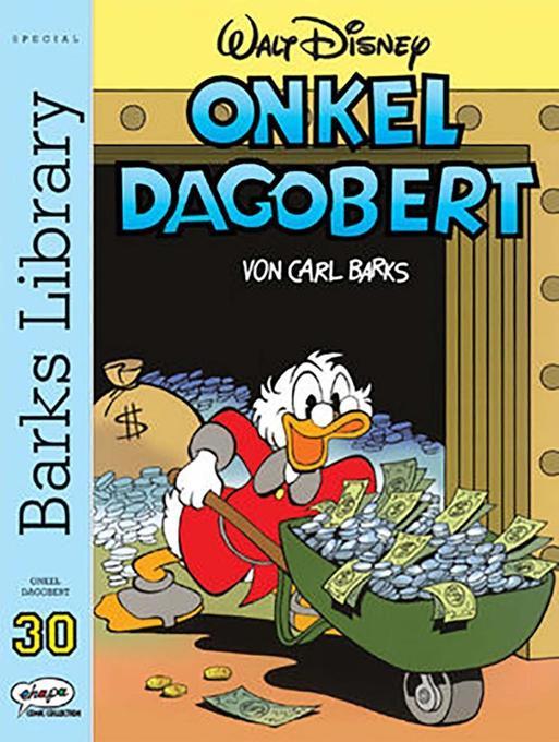 Barks Library Special Onkel Dagobert 30 als Buch