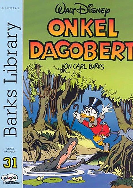 Barks Library Special Onkel Dagobert 31 als Buch