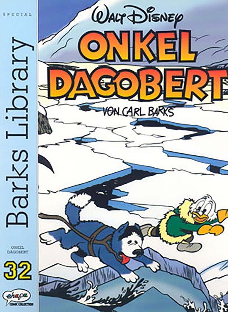 Barks Library Special Onkel Dagobert 32 als Buch