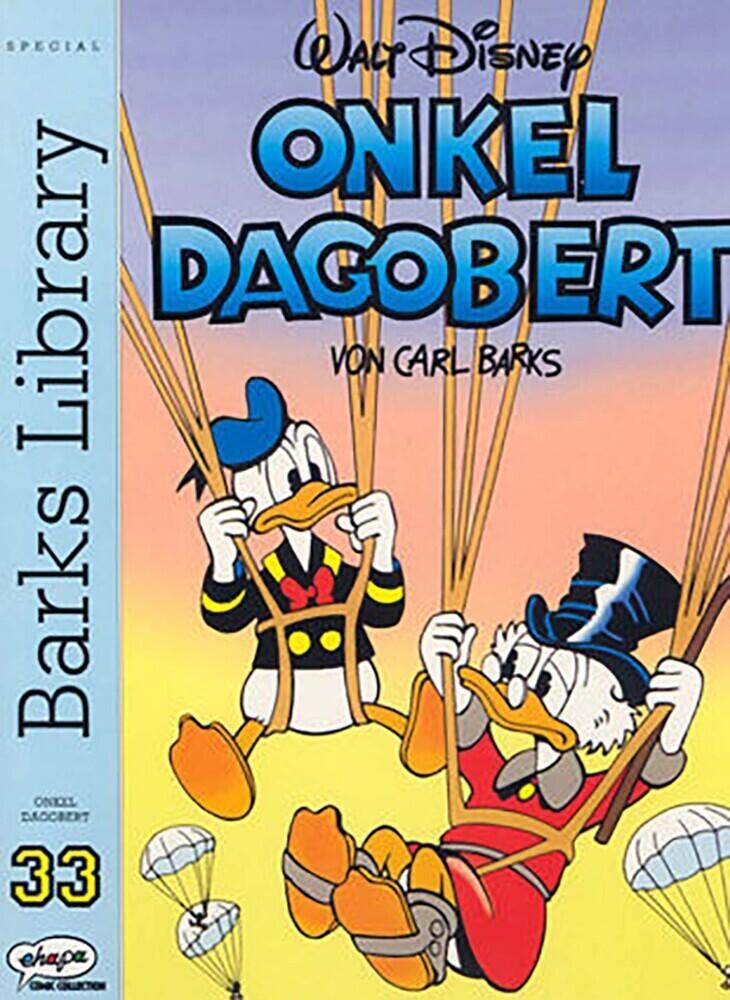 Barks Library Special Onkel Dagobert 33 als Buch