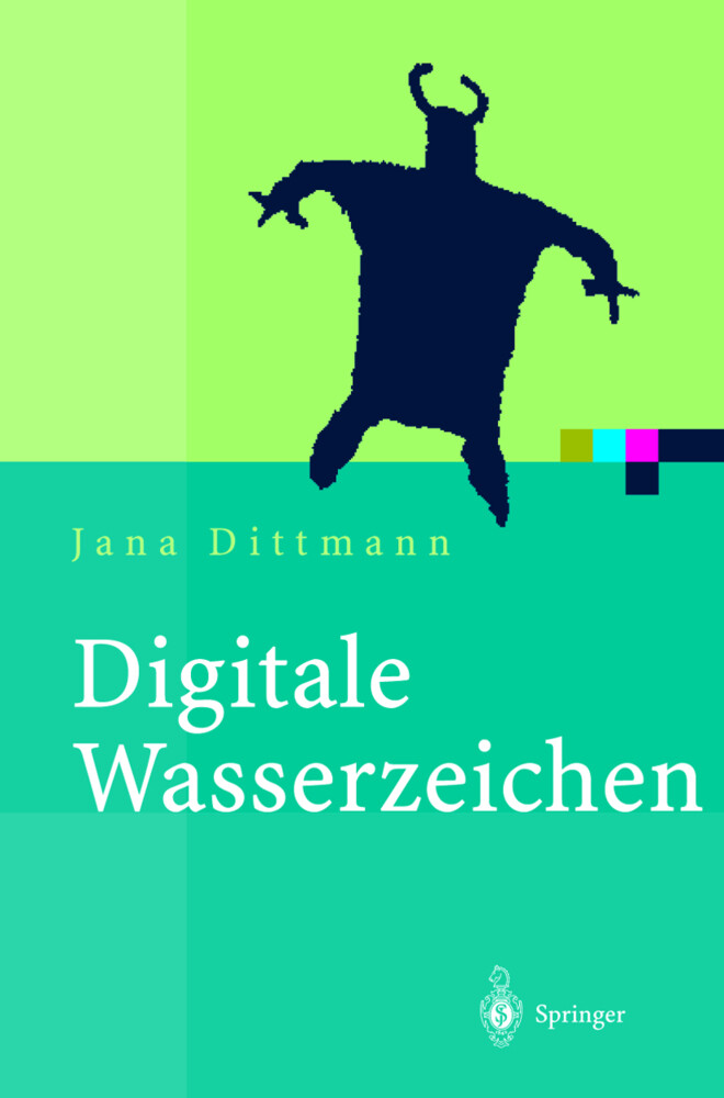 Digitale Wasserzeichen als Buch
