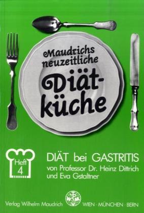 Diät bei Gastritis als Buch