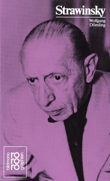 Igor Strawinsky als Taschenbuch