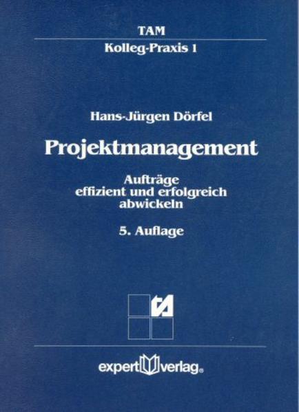 Projektmanagement als Buch