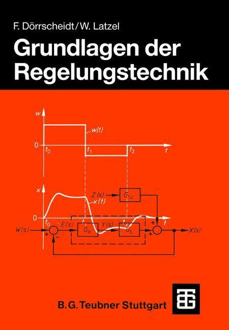 Grundlagen der Regelungstechnik als Buch
